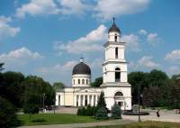 The Metropolitan Cathedral of Chisinau